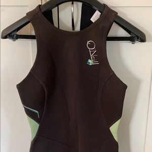O'Neill woman's wetsuit - size 10